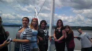 Mentoring Trip on the Hudson CMS 2014