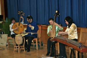 Arts Voyage Chinese music - MED 2009