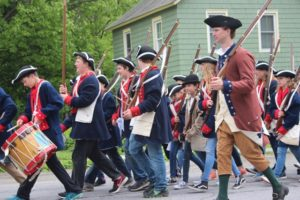 The American Revolution: Living History Day